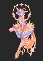 [OPEN] Filigree Fairy | $70 - Price Dropped by Valkymie
