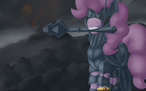 The One Pink to Rule Them All [Commission] by PisumSativum