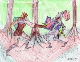 Warriors fighting 05-14-1 by Lisa22882