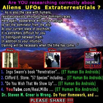 Aliens UFOs Extraterrestrials by Sir-Gilligan-Horry