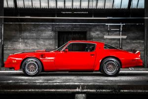 1978 Trans Am Side by AmericanMuscle