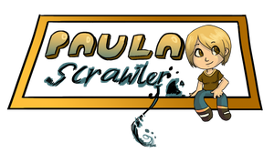 Paula Scrawler Blog Header by Eliket