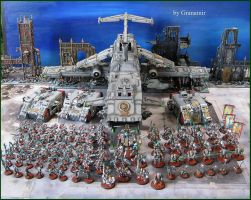 Grey Knights update Granamir by Granamir