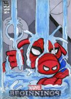 Marvel Beginnings II - Spider-Ham by 10th-letter