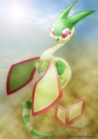 Flygon by SilviShinystar