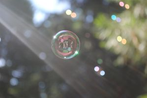 Bubble by OhThereYouArePerry