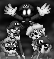 Are you ready to stay Five Nights at Wario's? by SuperLakitu