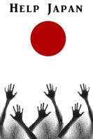 Help Japan by Sinister666beauty