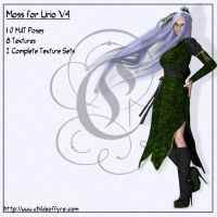 Moss For Lirio V4 by Childe-Of-Fyre