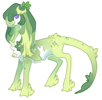-personal- kassi by RayquazaSilver