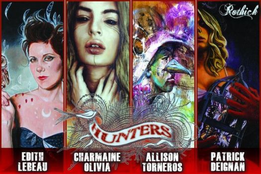 Hunters at Rothic Art Haus February 11 2012 by Star27