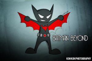 Batman Beyond by kelvin-oh89
