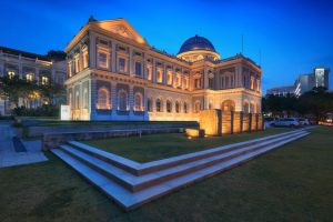 National Museum of Singapore by Draken413o