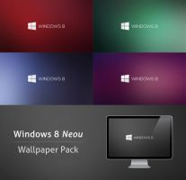 Windows 8 Neou Wallpaper Pack by CodySymes
