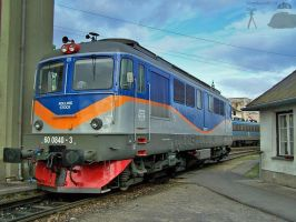 RS shulzer in Gyor depot by morpheus880223