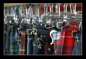 Celtic Kilts by BlindedbyScience