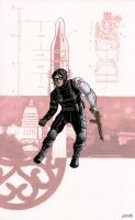 Winter Soldier 1 by didism