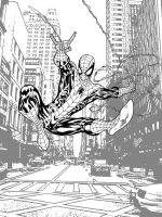 Spiderman by Guile and Josh by JoshTempleton
