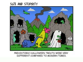 Happy Halloween!! A little bonus for all! by Size-And-Stupidity
