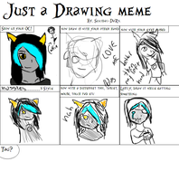 ANOTHER MEME by horsey-artist-child