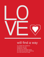 Love Will Find a Way by sylview