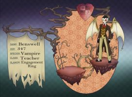New Ma App - Benswell by TwilightSweetie