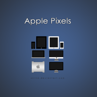 Apple Pixels by xNiikk