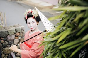 Maiko (Pink) - 1 by rin-no-michiei
