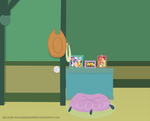 Applejack's Room Backgroung 2 by DespisedAndBeloved