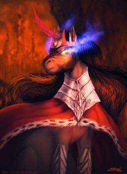 Emperor of Dust and Glass by Zubirus