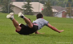 BYU-I Ultimate Frisbee - 03 by Astraea-photography
