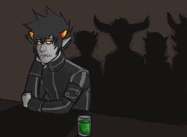 Everything is Karkat's Fault by Wonderland-Jester