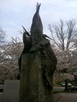 Japanese WW2 Memorial by 44NATHAN