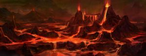 Mustafar by mutiny-in-the-air