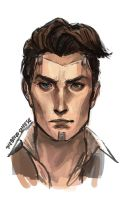 Handsome Jack by TheBoyofCheese