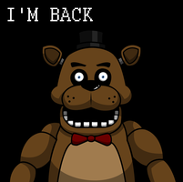 Five Nights At Freddy's 2 by GeistsGlacier