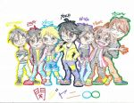 Old drawing Kanjani8 by AliceCherie