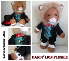 Dandy Lion by kinbari