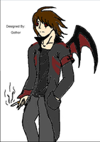 An Old Drawing of Mine by Devious-Archangel