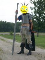 Guts Cosplay Test by Wolveblade
