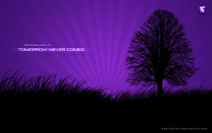 Tomorrow Never Comes by HeDzZaTiOn