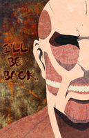 I'll Be Back by Snuckledrops