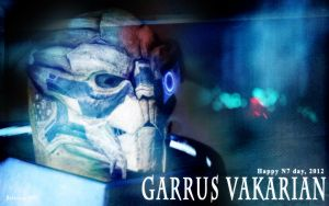 Garrus Vakarian: Happy N7 Day by Belanna42