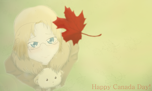 :APH: HAPPY CANADA DAY by Kodiak-Child
