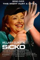 Sicko: trust Hillary by highkey