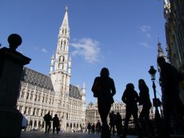 Grand'Place by T1sup