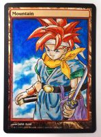 Crono Mountain by BGaltered