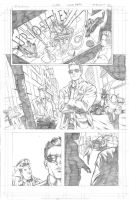 Top Cow Talent Hunt 8 by isaac1210