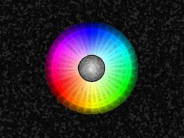 Color wheel revamped by dylanthedestroyer