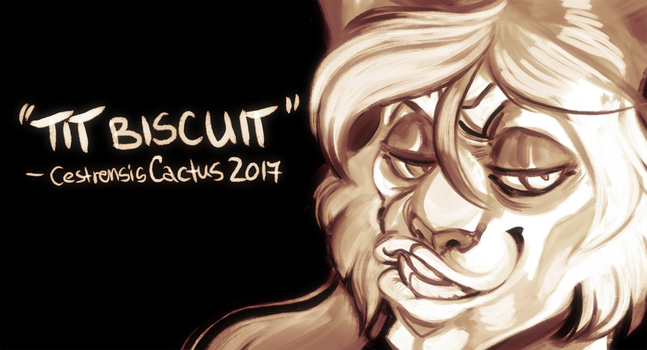 Tit Biscuit by LiLaiRa